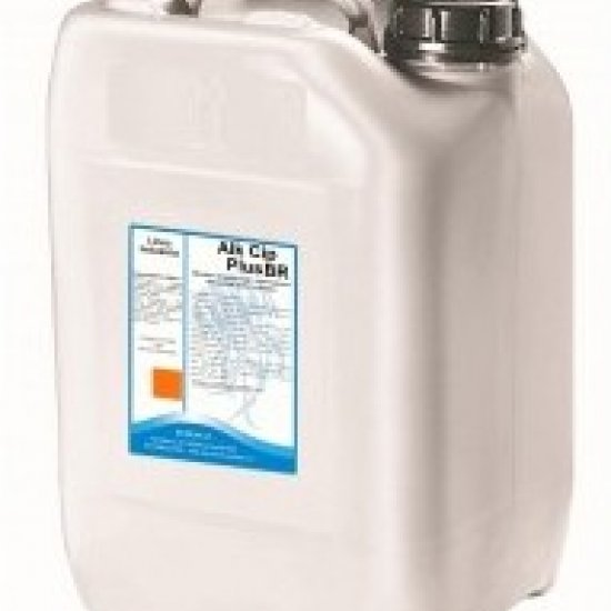 Alk Cip Plus Br Detergente Alcalino Non Schiumogeno Kg 25