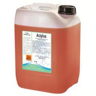 Aciplus NP - Detergente Disincrostante acido Tanica da 10 Kg.