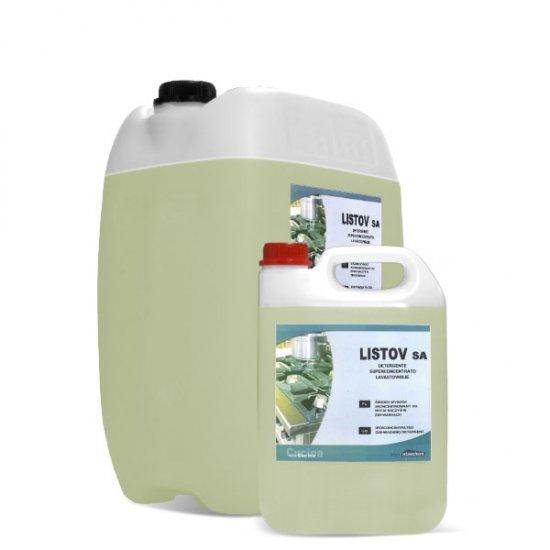 Listov Detergente Professionale Lavastoviglie Tanica Da 25 Kg