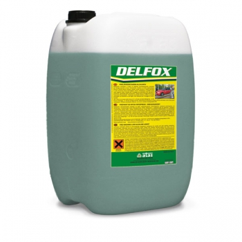 Delfox -Detergente Prelavaggio Bassa Alcalinita' 10 Kg.