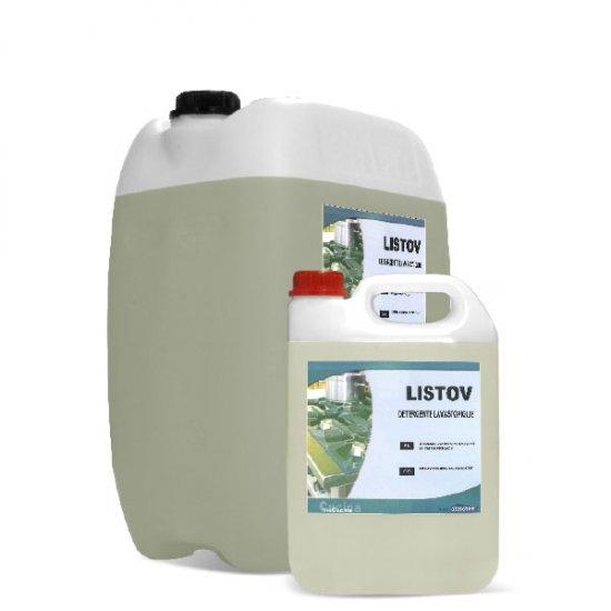 Listov Detergente Professionale Lavastoviglie Tanica Da 12 Kg