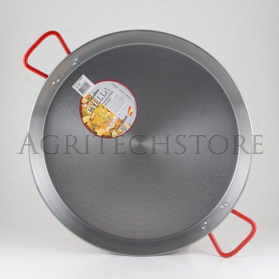Padella Paella In Ferro Diametro Cm 60 A 2 Manici