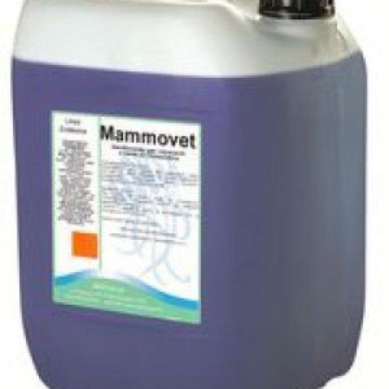 Mammovet Sanitizzante Per Capezzoli A Base Di Clorexidina 10 Kg