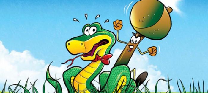 Scary Snake Dissuasore per Serpenti 550 gr.