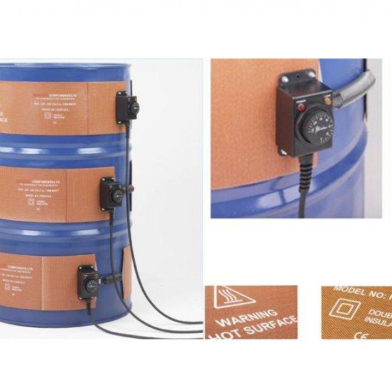 Miglior prezzo Scaldafusto in Metallo 200 Litri 180x1665 -