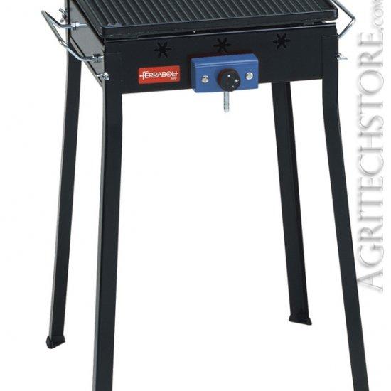 Offerte pazze Comparatore prezzi  Barbecue Ferraboli Ghisa Gas Mono Art090  il miglior prezzo