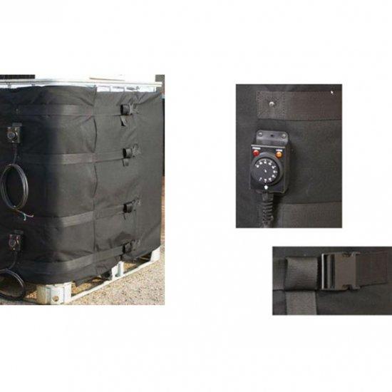 Scaldafusto Per Container A Bancale Da 1000 Litri