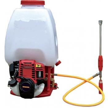 Pompa spalleggiata da Diserbo a Benzina 31 cc Litri 30