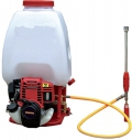 Pompa spalleggiata Irroratrice a Benzina 31 cc Litri 30