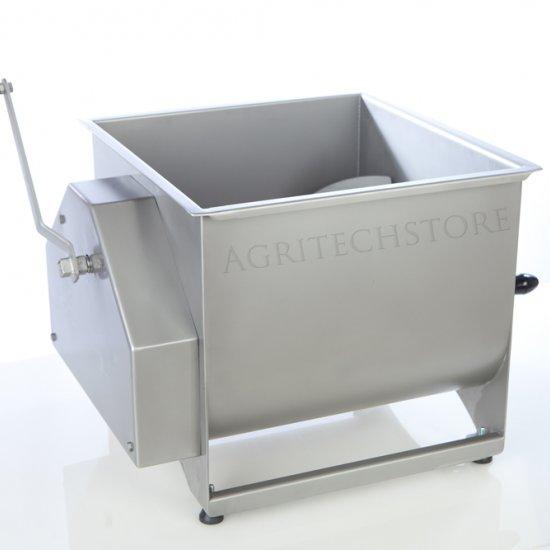 Mescolatore Di Carne Bipala Inox 40 Kg