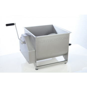 Mescolatore di Carne Bipala Inox 60 Kg.