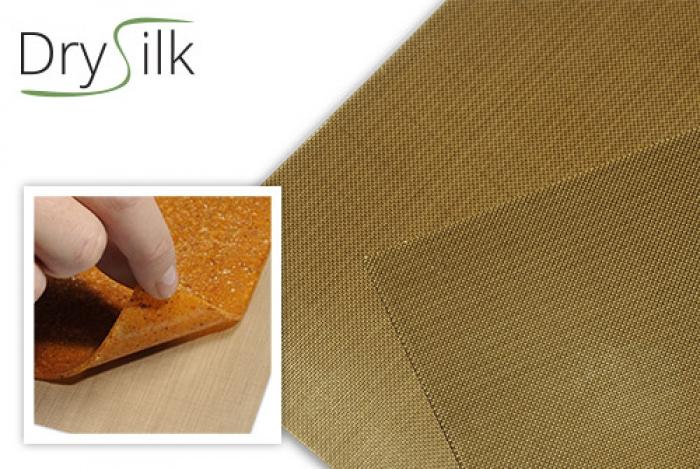 Dry Silk Fogli Antiederenti 5 Fogli