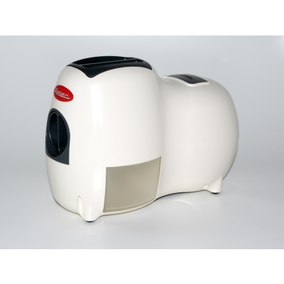 Grattugia Elettrica FIDO Bianco/Grigio 9250N