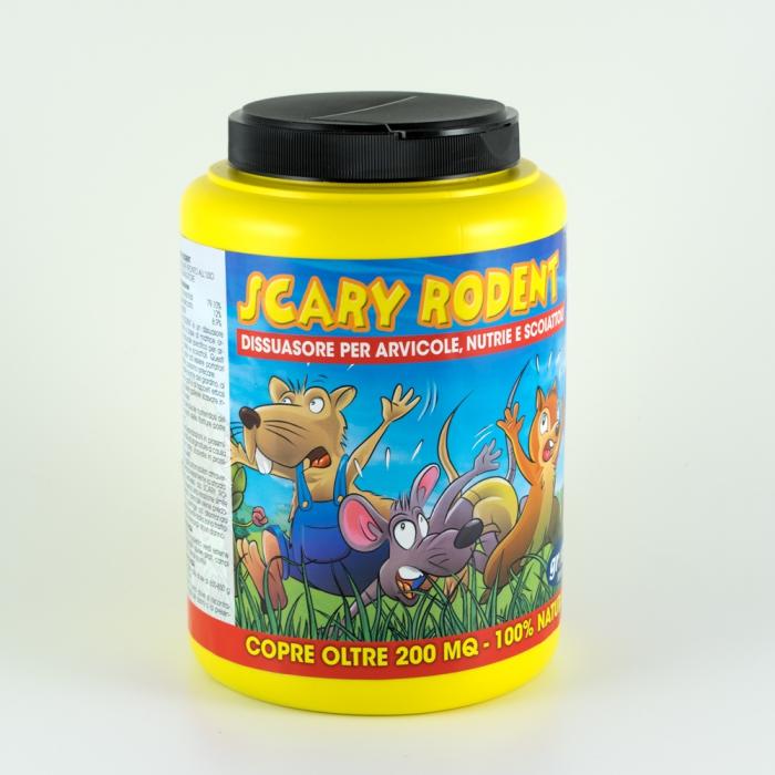 Scary Rodent, Dissuasore per Avicole, Nutrie e Scoiattoli 1,32 Kg.