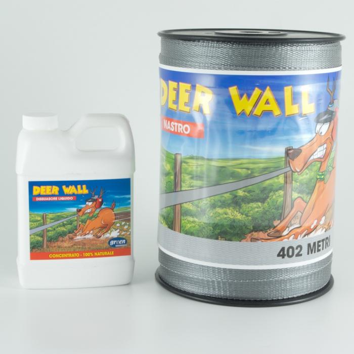 DEER WALL dissuasore per cervi, caprioli, daini e cervidi in genere.