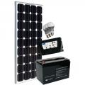 Kit Fotovoltaico Completo GRID-FREE 100 12 V