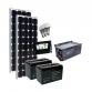 Kit Fotovoltaico Completo GRID-FREE 200-230 V