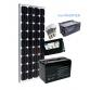 Kit Fotovoltaico Completo con Inverter GRID-FREE 100 12 V