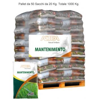 Bancale NATUR Mantenimento 14.5.8+3Mg+Fe  Kg. 20