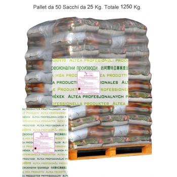 Bancale SUPER FERRO Concime granulare a base di ferro solfato Kg. 25