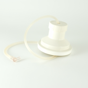Attacco a Cuffia Juinior/Salvaspesa per vasi in Vetro Assemblata
