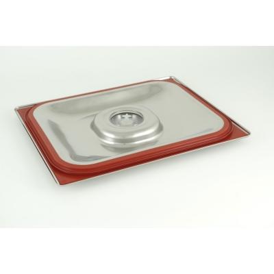 Coperchio Inox 1/2 Gastronorm per cottura Sottovuoto