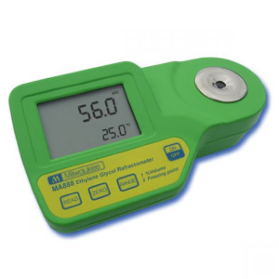 Offerte pazze Comparatore prezzi  Rifrattometro Digitale Per Misurazioni Di Glicole Etilenico Ma888  il miglior prezzo