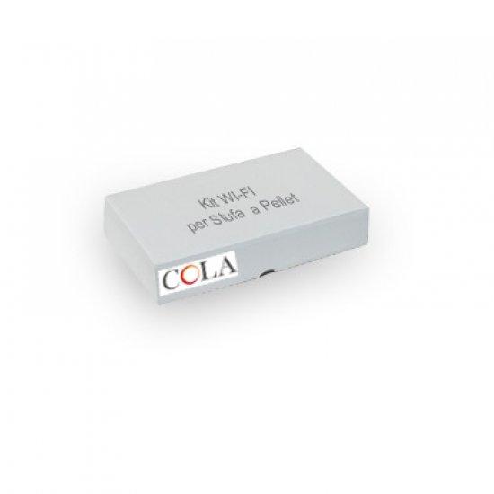 Kit Trasmettitore Wi Fi Per Stufe A Pellet Cola App Darwin