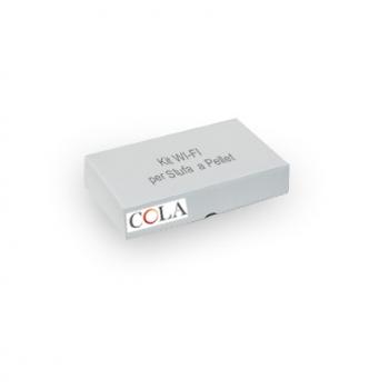 Kit Trasmettitore WI-FI per Stufe a Pellet Cola + App (Darwin)