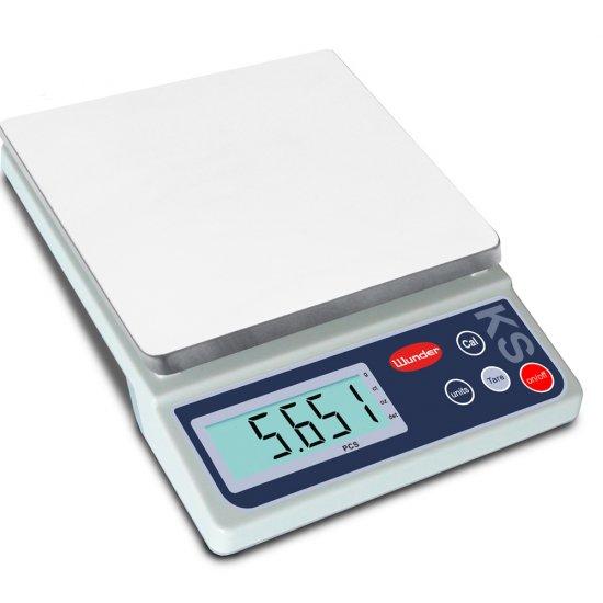 Offerte pazze Comparatore prezzi  Bilancia Da Tavolo Inox Portata 6 Kg Ks 6000  il miglior prezzo