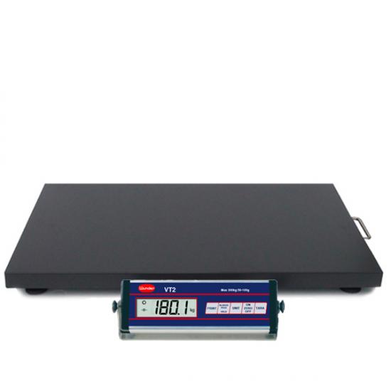 Offerte pazze Comparatore prezzi  Bilancia Vt2 150300 Kg Iron In Acciaio Verniciato Portata 300 Kg  il miglior prezzo