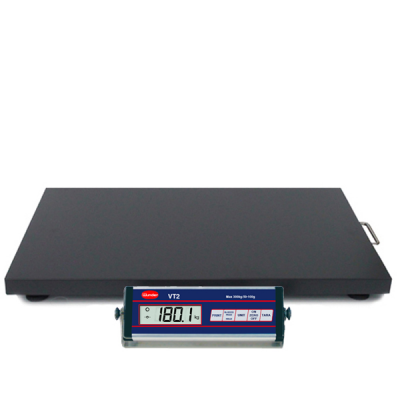 Bilancia VT2 150/300 Kg. IRON in acciaio verniciato - Portata 300 Kg.