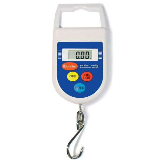 Dinamometro Elettronico Multifunzione Portata Kg 50