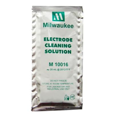 Soluzione di pulizia per elettrodi in bustine da 20 ml M10016B