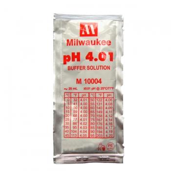 Soluzione di taratura in Bustine per Ph metri