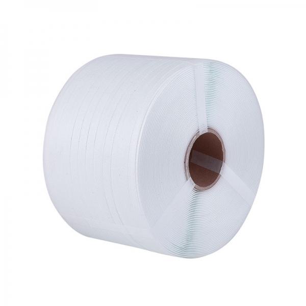 Reggia in Polipropilene PLP Colore Bianco mm. 12x0,65/C mt. 2750