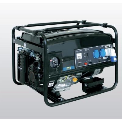 Generatore elettrico a Benzina LW 6500-Z Kw 5,5 Automatico