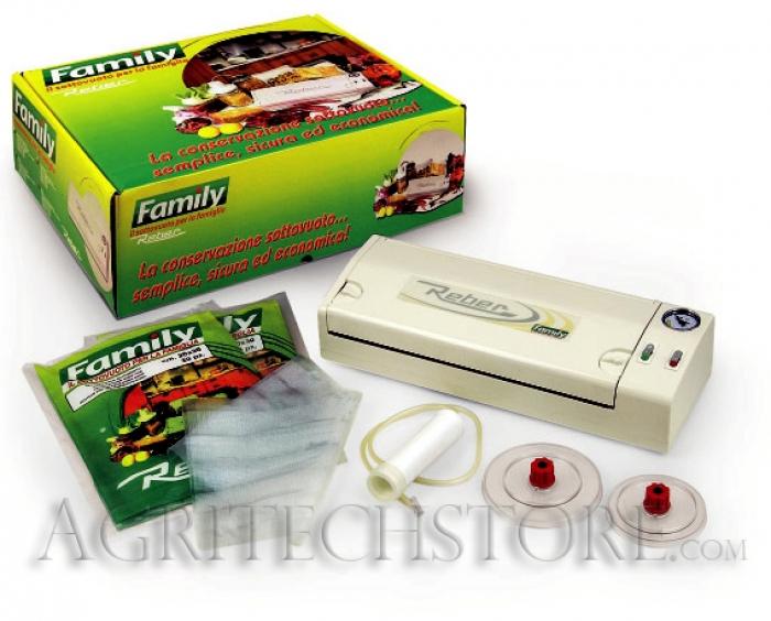 Sottovuoto Reber Family 9700 NF