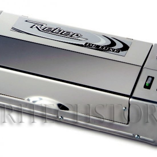 Sottovuoto Reber De Luxe Inox 9706 N
