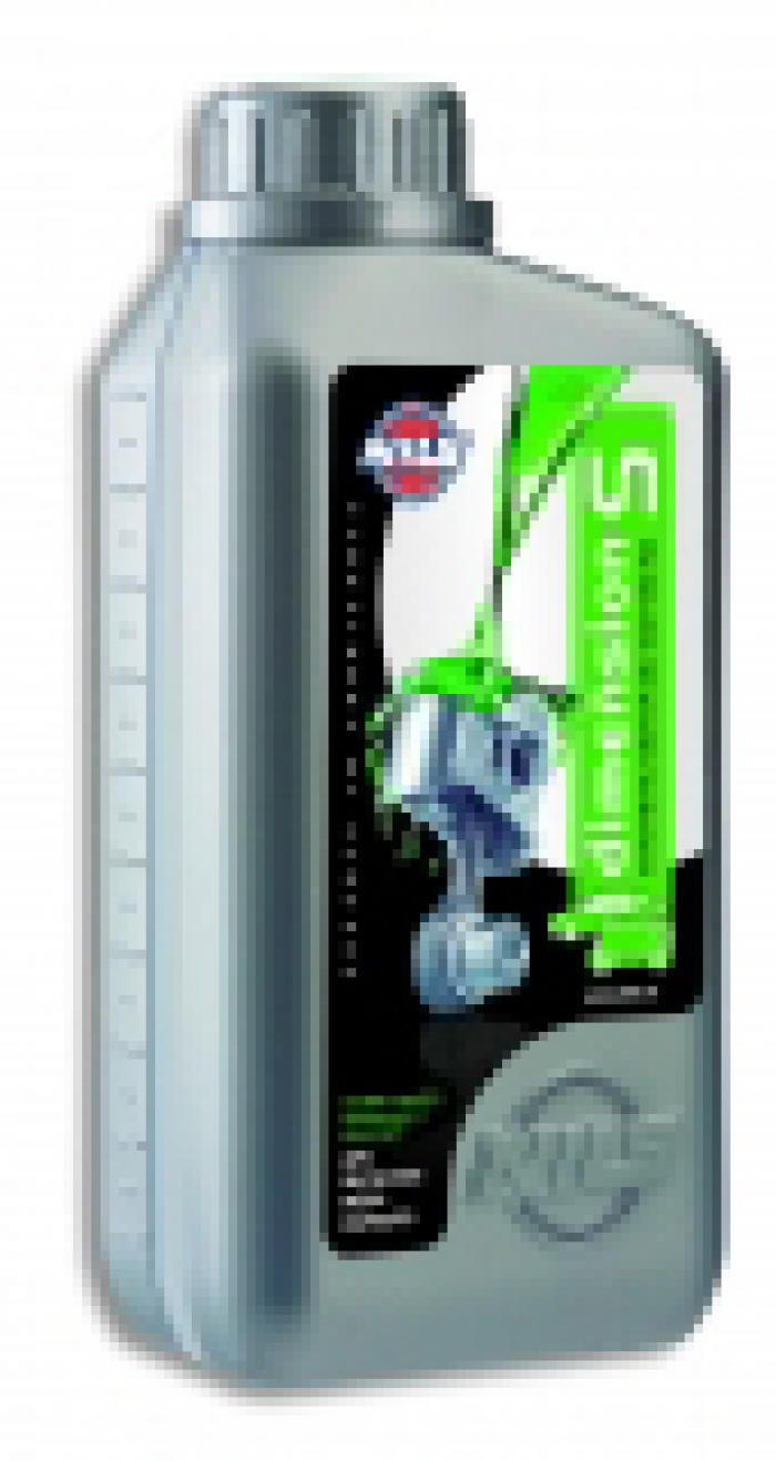 DIMENSION S Olio motore sintetico  SAE 5W/50 18 Kg.