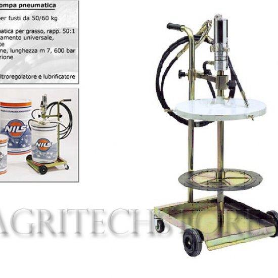 Pompa Pneumatica Per Grasso Pa 50