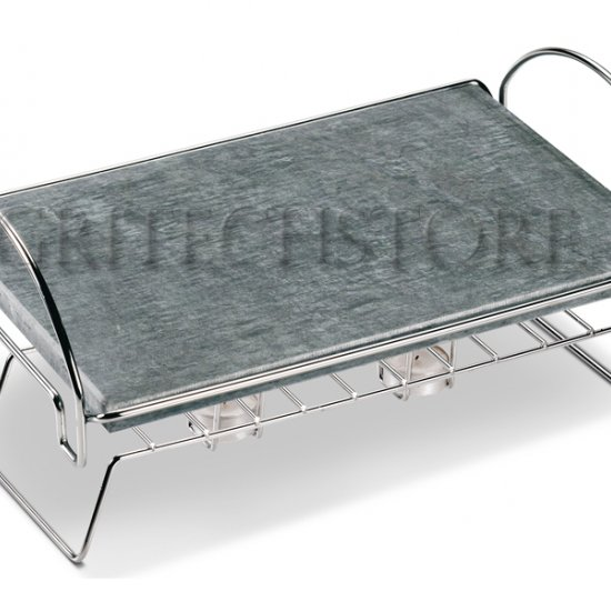 Offerte pazze Comparatore prezzi  Pietra Ollare Con Scaldavivande Art460639  il miglior prezzo