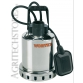 Elettropompa sommersa INOX per drenaggio DXG 600