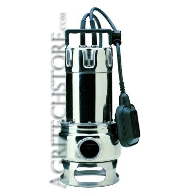 Elettropompa sommersa INOX Acque cariche DXG 1100