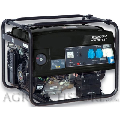 Generatore elettrico a Benzina LW 6500 Kw 5,5