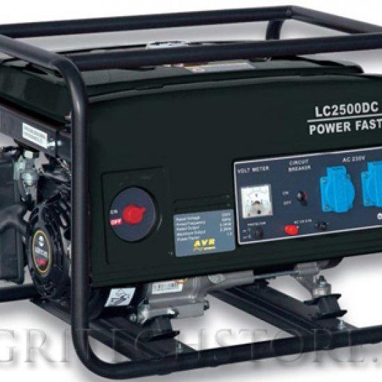 Generatore Elettrico A Benzina Lw 2500 Kw 22