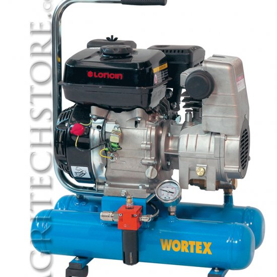 Motocompressore Portatile Wortex Mini 08260 8 Lt