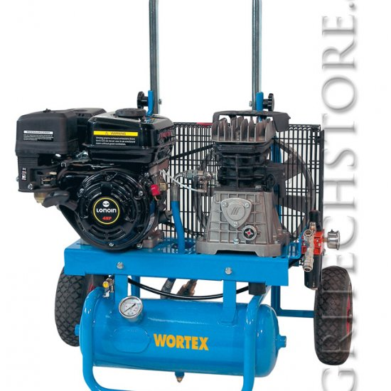 Motocompressore Portatile Wortex Tb 10520