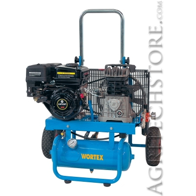 Motocompressore portatile Wortex TB 10/270