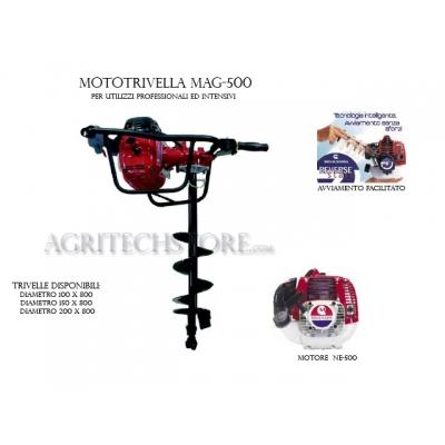Mototrivella Maruyama MAG500RS
